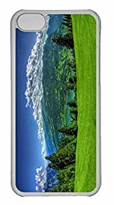 iPhone 5C Case, Personalized Custom Walenstadtberg for iPhone 5C PC Clear Case