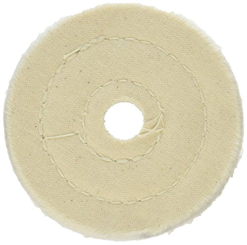 - Vermont American 17541 3-Inch Muslin Polishing Buffs