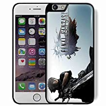 final fantaxy xv game poster for iPhone 6 Plus Black case