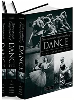 International Encyclopedia of Dance: 6-Volume Set
