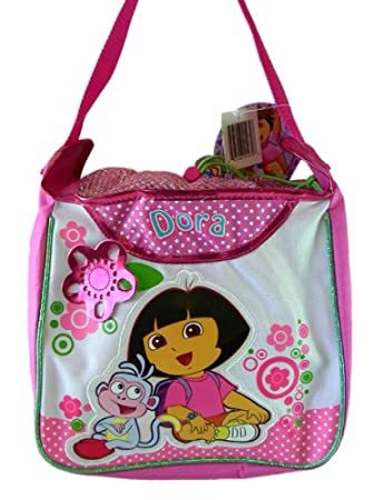 8f9c118d7cdf Nick Jr Dora the Explorer Bag - Dora Tote Bag  Amazon.co.uk  Toys   Games
