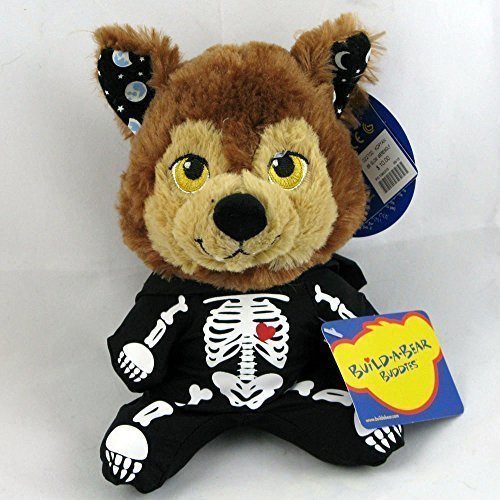 te hará satisfecho Build A Bear Moons A Glow Werewolf Buddies Buddies Buddies in Skeleton Costume by Build A Bear  Ven a elegir tu propio estilo deportivo.