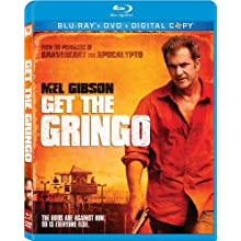 Get the Gringo Blu-ray (2012)