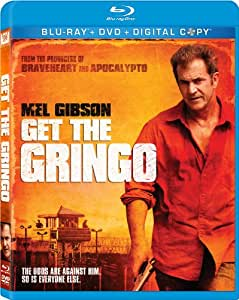 Get The Gringo (us) [Blu-ray]