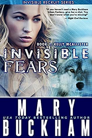 book cover of Invisible Fears