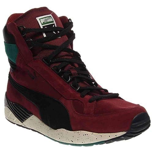 Man High Top PUMA Sneaker: Amazon.com