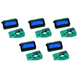 5pcs I2C LCD Display Interface Module Board 20x4 by Optimus Electric