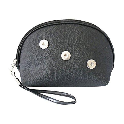 Mini borsa per bottoni clic