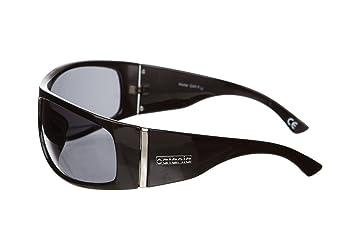 Catania Occhiali Gafas de Sol - Modelo Vintage Wrap (UV400, 100% UVA UVB)