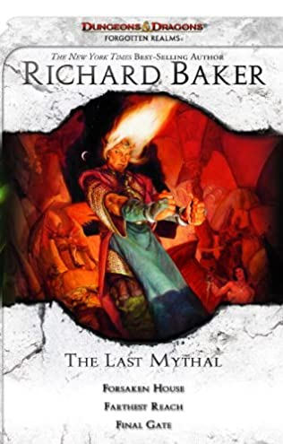 book cover of The Last Mythal