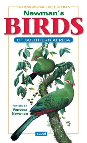 Newman's Birds of Southern Africa...