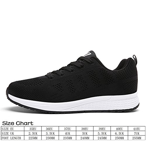 Ginnastica Nero Gym amp;BOY Donna Scarpe Shoes Running Fitness Sneakers da ALI Sportive qIRAPwaa4
