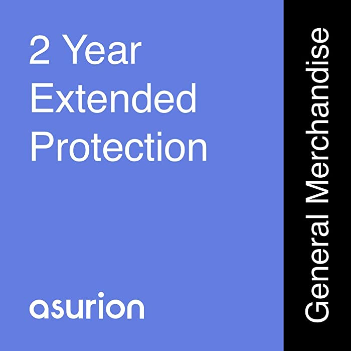 ASURION 2 Year Floorcare Extended Protection Plan 0-124.99