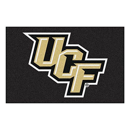 - University of Central Florida Logo Area Rug (Tailgater)