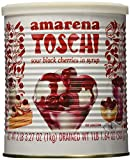 Toschi Amarena Black Cherries in Syrup, 2 LB 3.27 Oz (Pack of 2)