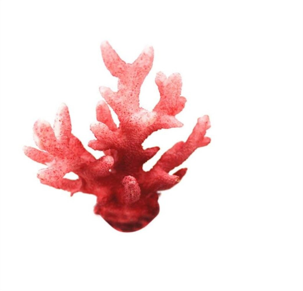 SUxian Interesting Artificial Aquarium Reef Mini Coral Ornament for Fish Tank Landscape Decoration