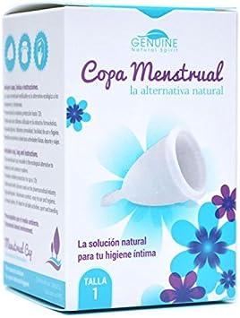 Genuine Copa Menstrual - 150 gr: Amazon.es: Salud y cuidado ...