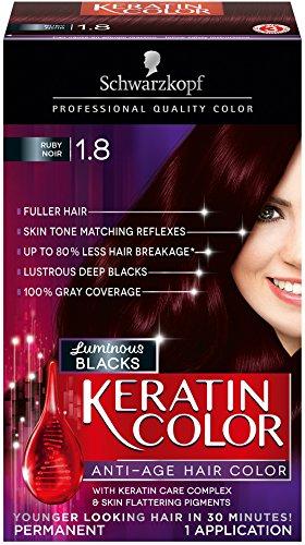 Amazon Com Schwarzkopf Color Ultime Hair Color Cream 5