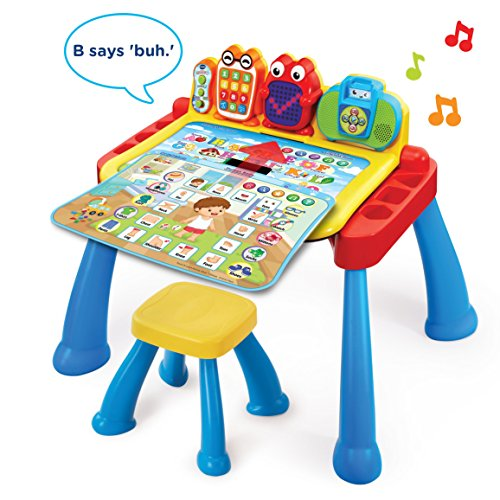 Vtech Touch And Learn Activity Desk Deluxe Buy Online In