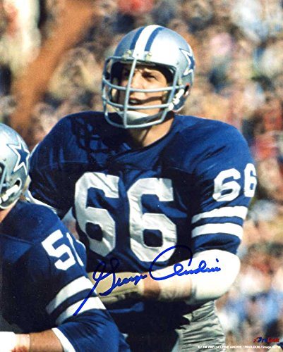 Image Unavailable. Image not available for. Color  George Andrie (Dallas  Cowboys) ... 04b40722a