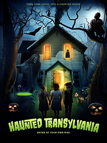 Haunted Transylvania - Monster House