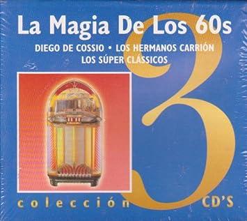 """La Magia De Los 60s """"3 Momentos De Coleccion"""" ..."""