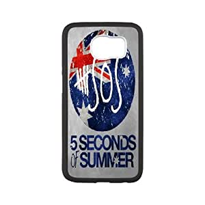 James-Bagg Phone case 5SOS - 5 Second of Summer Protective Case For Samsung Galaxy S6 Style-15
