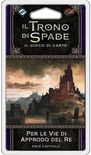 Asmodee Italia-Juego de Tronos LCG 2nd Ed. expansión para las ...