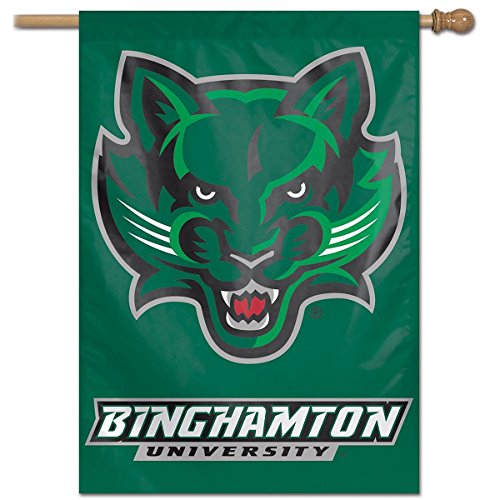 Binghamton Bearcats NCAA 28 x 40 Inch Vertical Flag ()