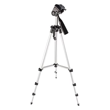 Amazon.com : Vivitar HF-TR59 Digital Camera Tripod with Carrying ...