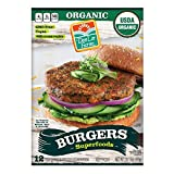 DonLee Farms expect More Organic Vegan Burgers, 2 lb 1.6 oz