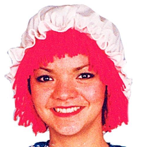 Raggedy Ann Wig W/HAT ()