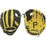 """Wilson A200 10"""" Pittsburgh Pirates Glove Right Hand"""