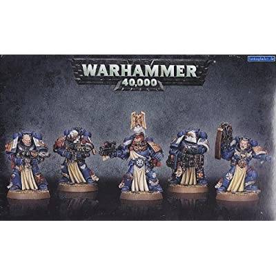 2013 Space Marine Sternguard Veterans plastic by Games Workshop: Toys & Games