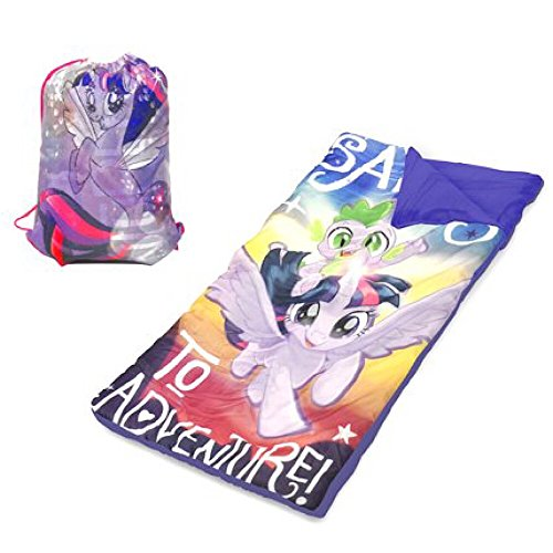 My Little Pony Movie Sleeping Bag and Sling Set by My Little Pony Kids