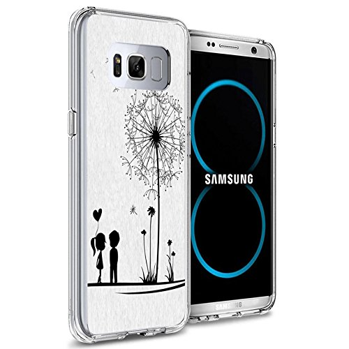 Galaxy S8 Plus Case, Samsung Galaxy S8 Plus Viwell TPU Soft Case Rubber Silicone Childhood memories