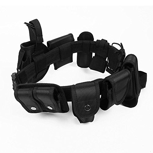 Officer Utility Belt For Police Costumes (