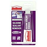 Unibond 1584200 80ml Silicone Sealant Remover Tube