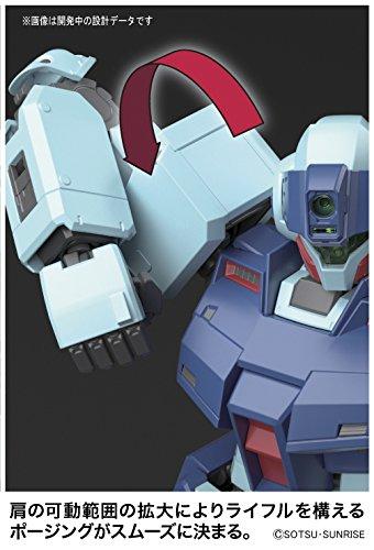 Bandai Hobby MG 1/100 GM Sniper II Gundam 0080 Action Figure by Bandai Hobby (Image #8)