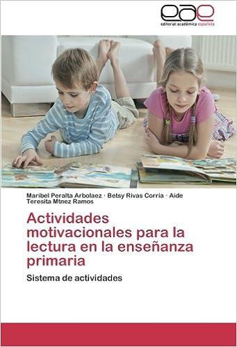 Buy Actividades Motivacionales Para La Lectura En La