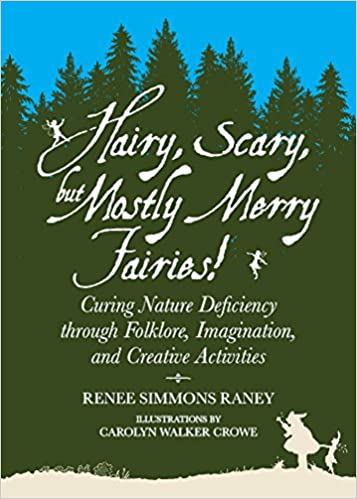 Amazon.com: Hairy, Scary, but Mostly Merry Fairies!: Curing ...