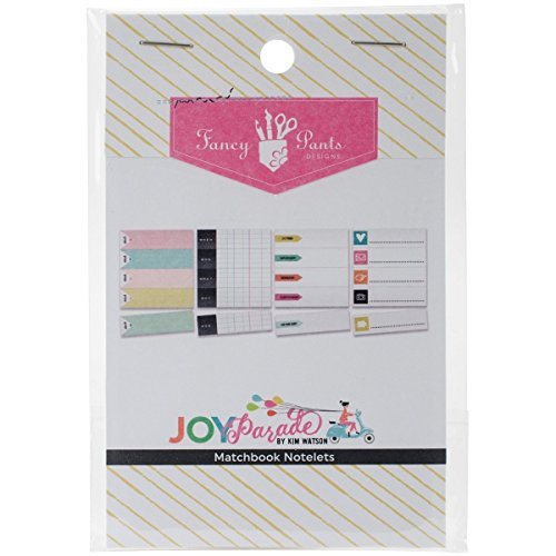 Fancy Pants Joy Parade Mini Matchbook Tear Pad-