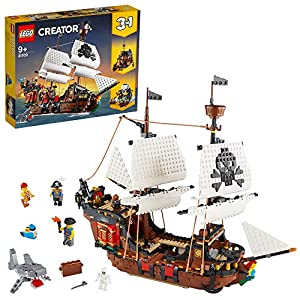 LEGO Creator 3in1 Pirate Ship...