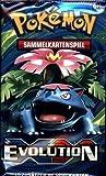 Pokemon Evolution Display Deutsch per Booster