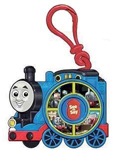 Fisher-Price - Thomas y sus amigos - Libro didáctico de Thomas la locomotora (Mattel)