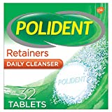 Polident Retainer Cleaner Triple Mint Fresh 32 Tabs