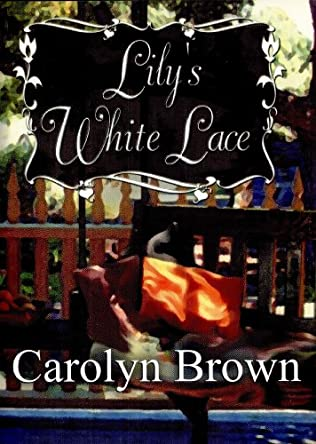 book cover of Lily\'s White Lace