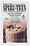 Cheap Nature's Plus Spirutein Black Cherry Chocolate Supplement, 8 Count