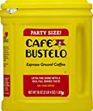 Café Bustelo Espresso Coffee, 36 Ounce For Sale