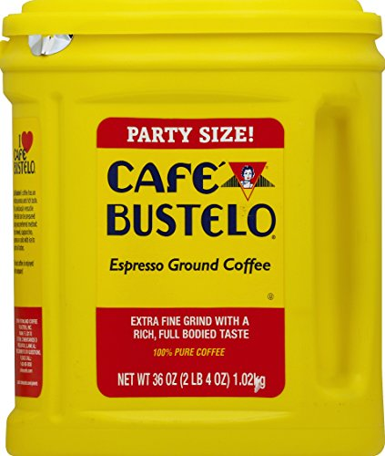 Café Bustelo Espresso Coffee, 36 Ounce by Cafe Bustelo